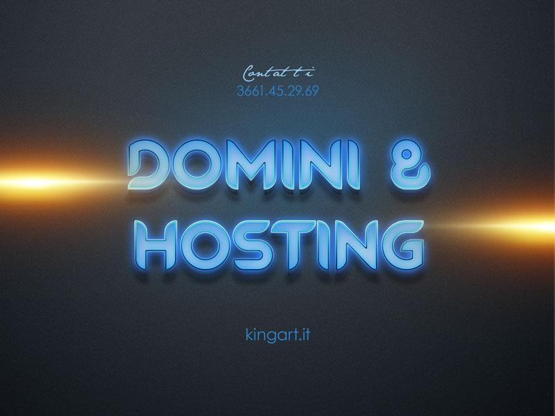 Read more about the article Domini e Hosting – Suluzioni