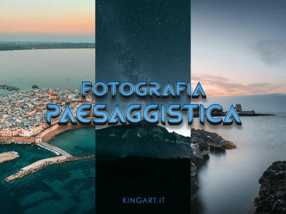 Fotografia Paesaggistica