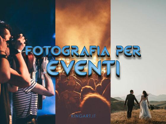 Servizio Fotografico Eventi